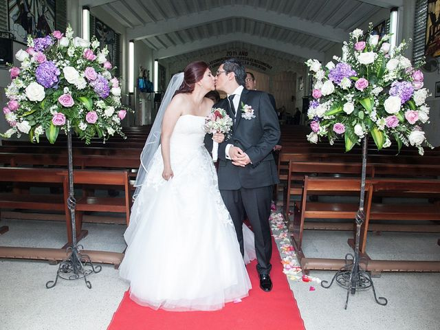 El matrimonio de William y Angelica en Bucaramanga, Santander 11