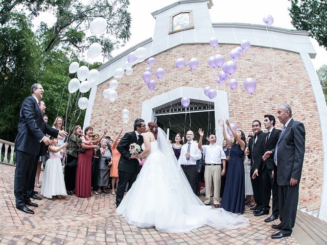 El matrimonio de William y Angelica en Bucaramanga, Santander 12