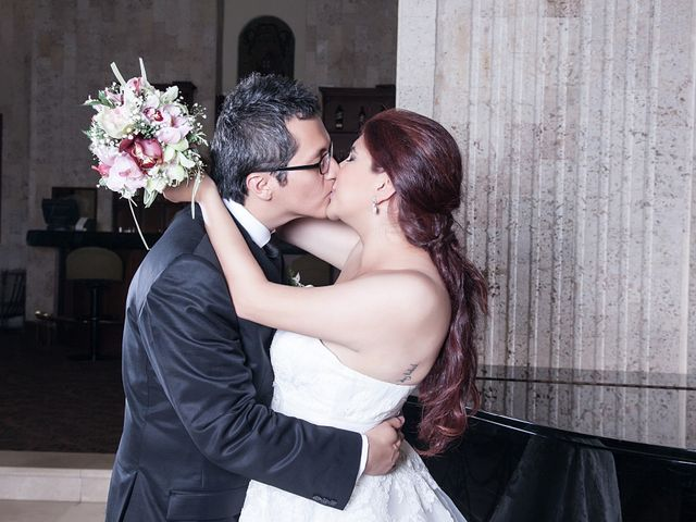 El matrimonio de William y Angelica en Bucaramanga, Santander 13