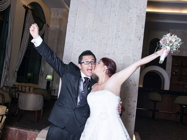 El matrimonio de William y Angelica en Bucaramanga, Santander 14
