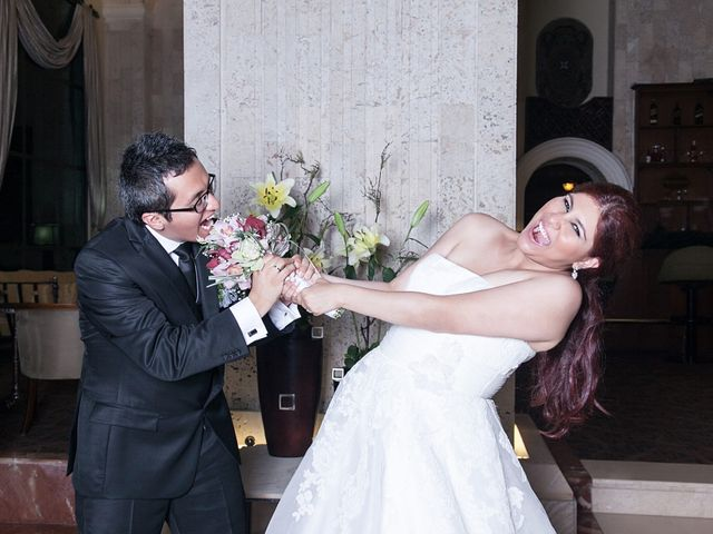 El matrimonio de William y Angelica en Bucaramanga, Santander 15