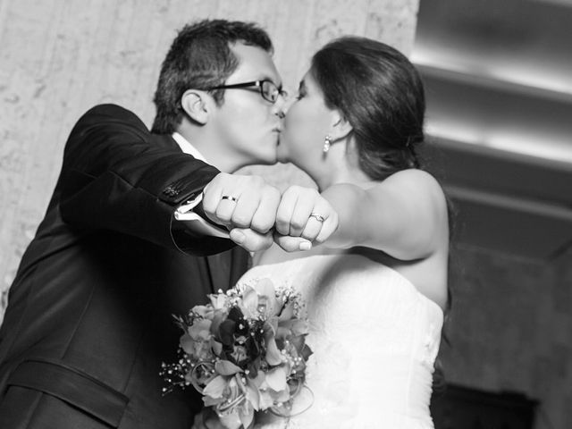 El matrimonio de William y Angelica en Bucaramanga, Santander 16