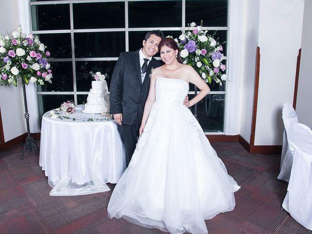 El matrimonio de William y Angelica en Bucaramanga, Santander 18