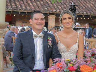 El matrimonio de Carmen y Alejandro