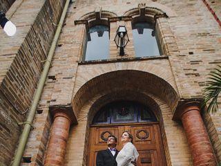 El matrimonio de María del Pilar  y Luis Fernando  1