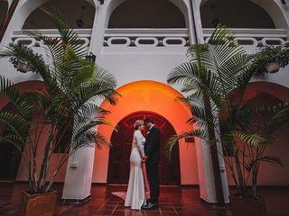 El matrimonio de María del Pilar  y Luis Fernando  2