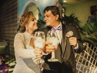 El matrimonio de María del Pilar  y Luis Fernando