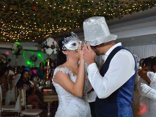 El matrimonio de Jennifer y Luis 2