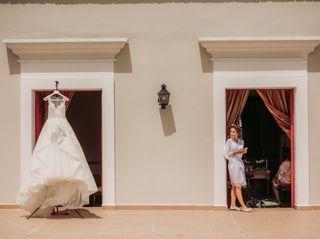 El matrimonio de Daniela y Santiago 3