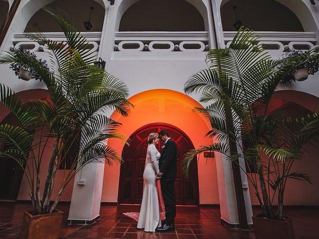 El matrimonio de Luis Fernando  y María del Pilar  en Pereira, Risaralda 1