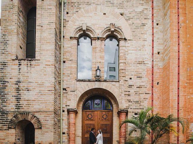 El matrimonio de Luis Fernando  y María del Pilar  en Pereira, Risaralda 5