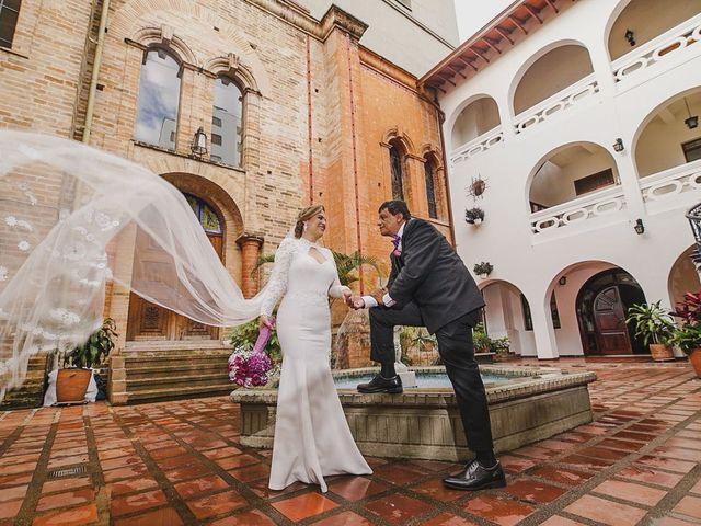 El matrimonio de Luis Fernando  y María del Pilar  en Pereira, Risaralda 6