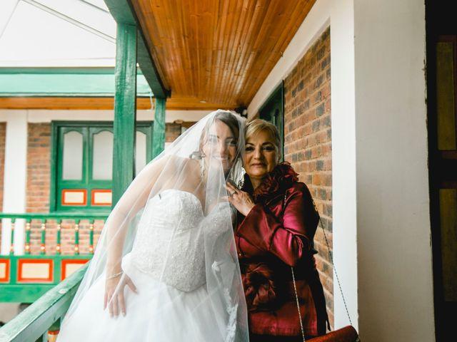 El matrimonio de Jhon Bermudez y Luz Dary Roa en Monguí, Boyacá 9