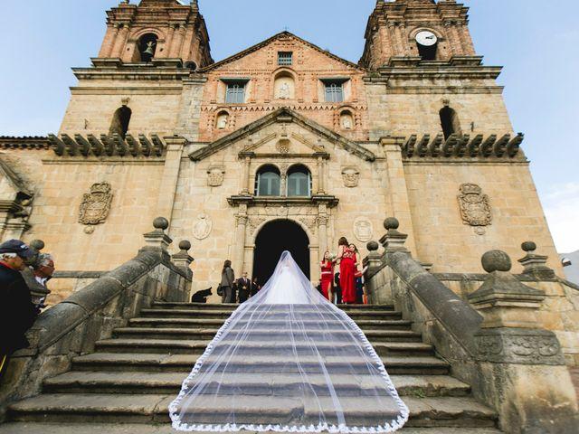 El matrimonio de Jhon Bermudez y Luz Dary Roa en Monguí, Boyacá 10
