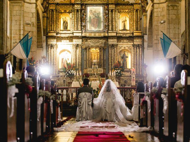 El matrimonio de Jhon Bermudez y Luz Dary Roa en Monguí, Boyacá 11