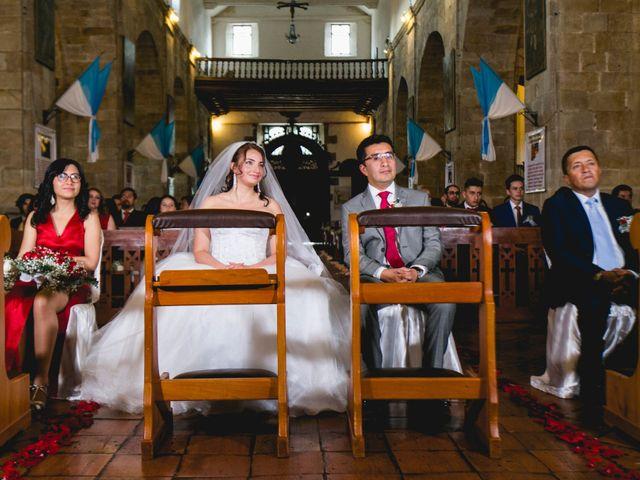 El matrimonio de Jhon Bermudez y Luz Dary Roa en Monguí, Boyacá 12