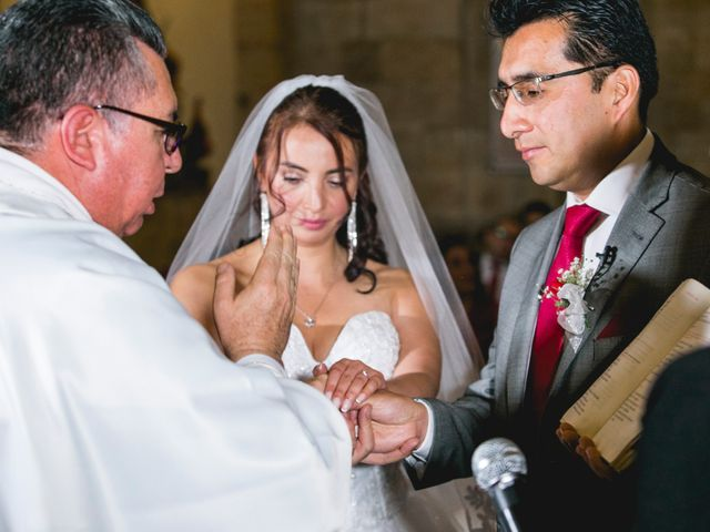 El matrimonio de Jhon Bermudez y Luz Dary Roa en Monguí, Boyacá 13