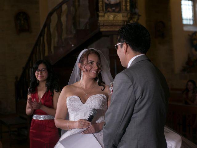 El matrimonio de Jhon Bermudez y Luz Dary Roa en Monguí, Boyacá 14