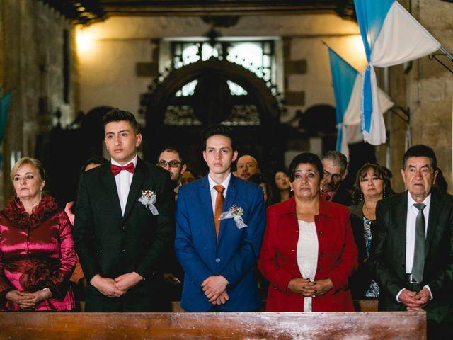 El matrimonio de Jhon Bermudez y Luz Dary Roa en Monguí, Boyacá 16