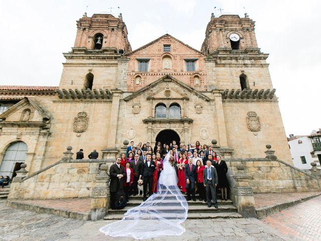 El matrimonio de Jhon Bermudez y Luz Dary Roa en Monguí, Boyacá 17