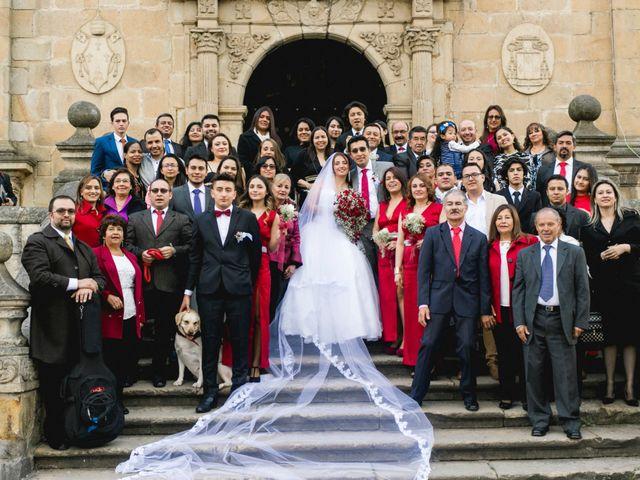 El matrimonio de Jhon Bermudez y Luz Dary Roa en Monguí, Boyacá 18