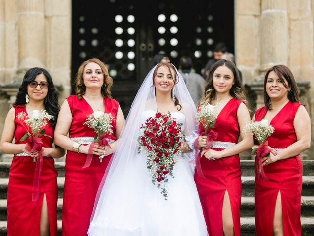 El matrimonio de Jhon Bermudez y Luz Dary Roa en Monguí, Boyacá 19