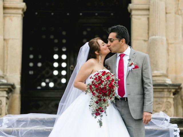 El matrimonio de Jhon Bermudez y Luz Dary Roa en Monguí, Boyacá 1
