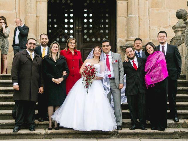 El matrimonio de Jhon Bermudez y Luz Dary Roa en Monguí, Boyacá 21