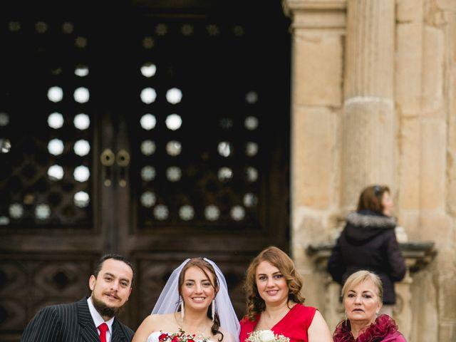 El matrimonio de Jhon Bermudez y Luz Dary Roa en Monguí, Boyacá 22