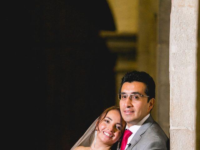 El matrimonio de Jhon Bermudez y Luz Dary Roa en Monguí, Boyacá 24