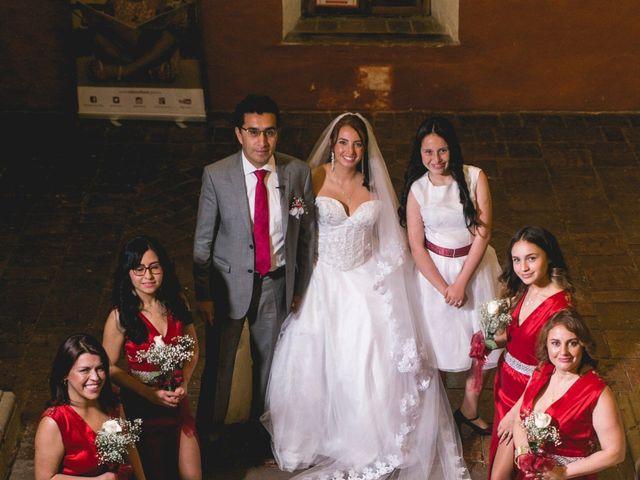 El matrimonio de Jhon Bermudez y Luz Dary Roa en Monguí, Boyacá 25
