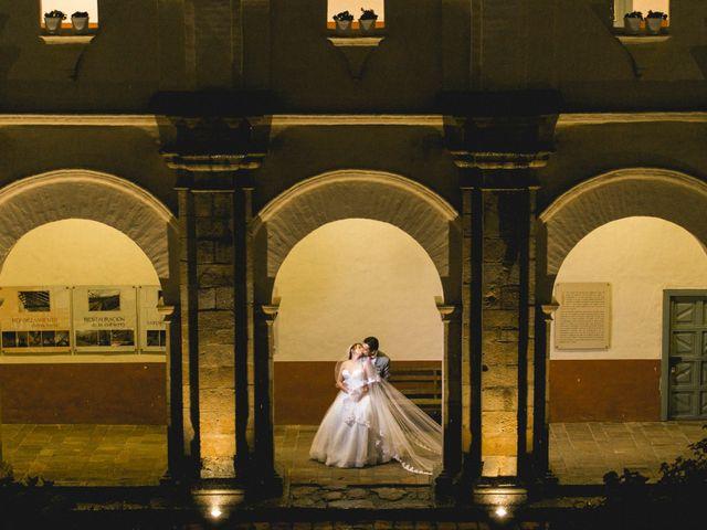 El matrimonio de Jhon Bermudez y Luz Dary Roa en Monguí, Boyacá 27