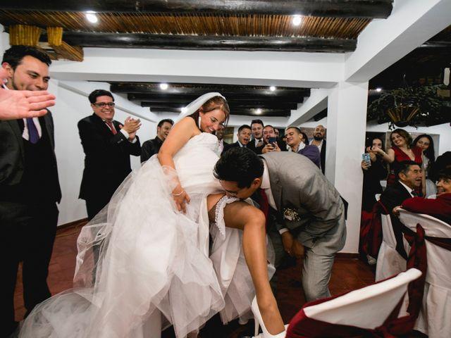 El matrimonio de Jhon Bermudez y Luz Dary Roa en Monguí, Boyacá 31