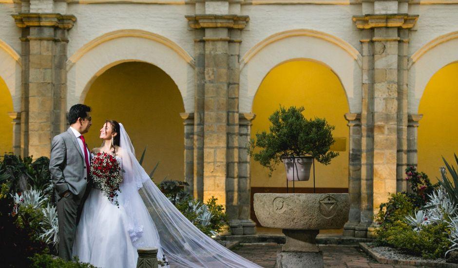 El matrimonio de Jhon Bermudez y Luz Dary Roa en Monguí, Boyacá