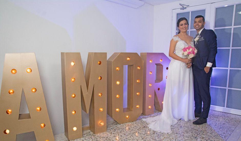 El matrimonio de Luis y Jennifer en Barranquilla, Atlántico