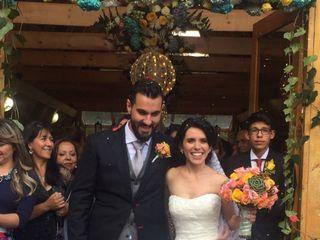 El matrimonio de Andrea  y Marcel 2