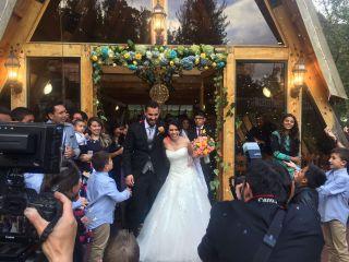 El matrimonio de Andrea  y Marcel 3