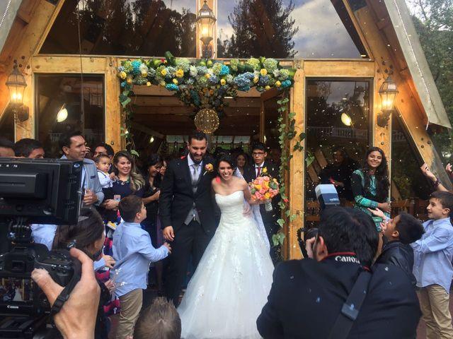 El matrimonio de Marcel y Andrea  en La Calera, Cundinamarca 3