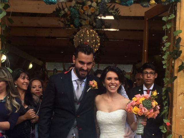 El matrimonio de Marcel y Andrea  en La Calera, Cundinamarca 9