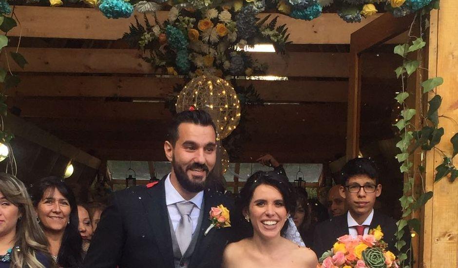 El matrimonio de Marcel y Andrea  en La Calera, Cundinamarca