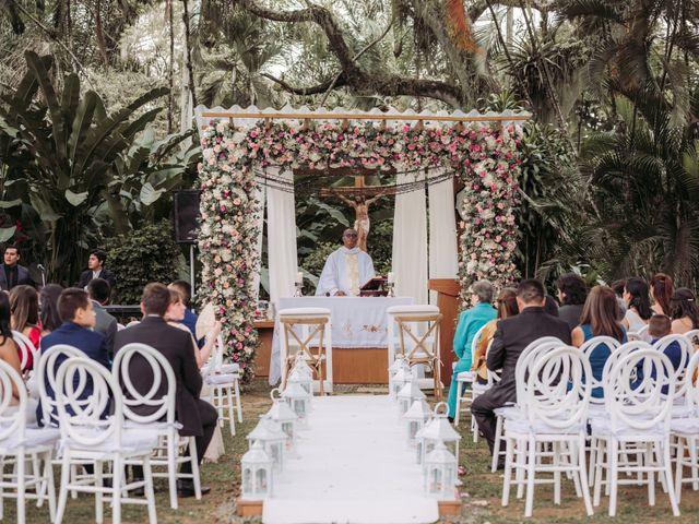 El matrimonio de Andrea y Erick en Cali, Valle del Cauca 14