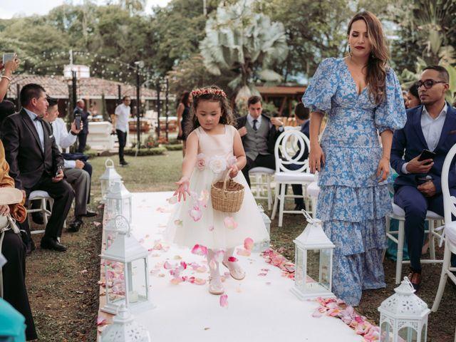 El matrimonio de Andrea y Erick en Cali, Valle del Cauca 17