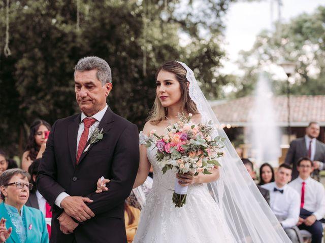 El matrimonio de Andrea y Erick en Cali, Valle del Cauca 19