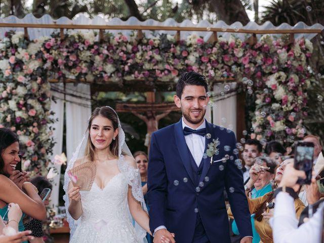 El matrimonio de Andrea y Erick en Cali, Valle del Cauca 2