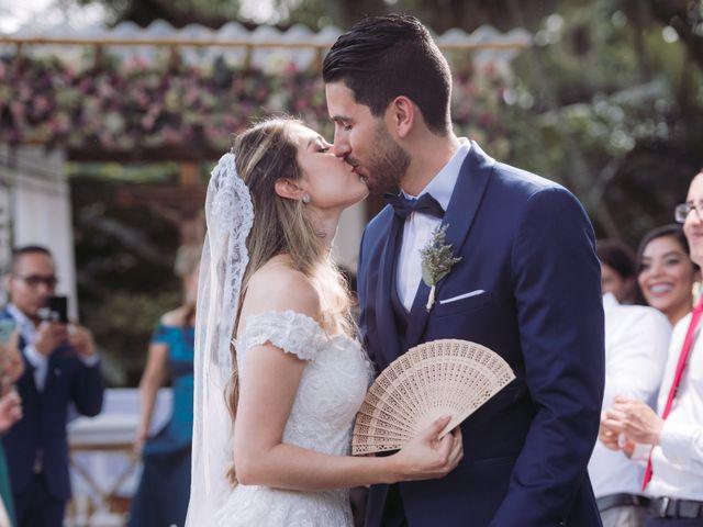 El matrimonio de Andrea y Erick en Cali, Valle del Cauca 28