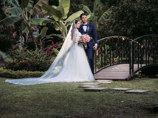 El matrimonio de Andrea y Erick en Cali, Valle del Cauca 30