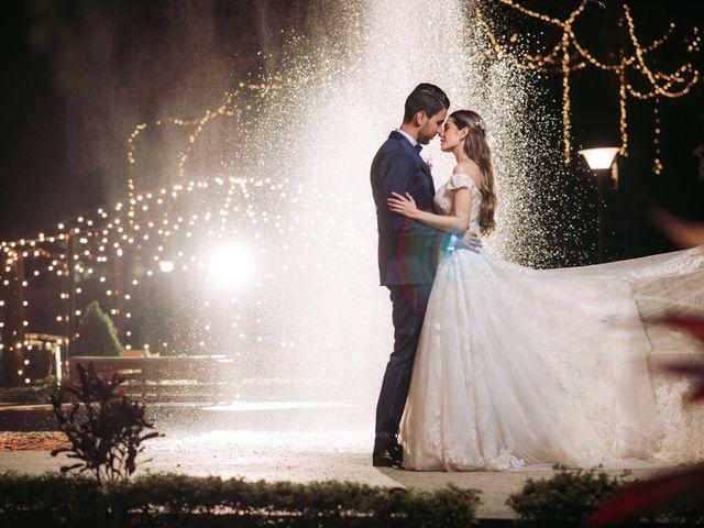 El matrimonio de Erick y Andrea