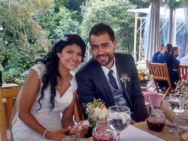El matrimonio de Isabel Cristina y Juan Camilo