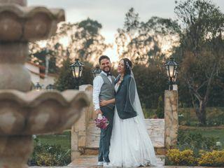 El matrimonio de Liliana y Antony