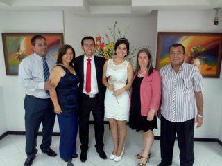 El matrimonio de Yuly y Rafael 1